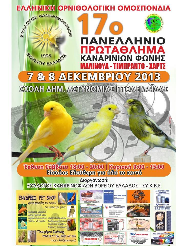 17ος Πανελλήνιος διαγωνισμός ΕΟΟ 1006